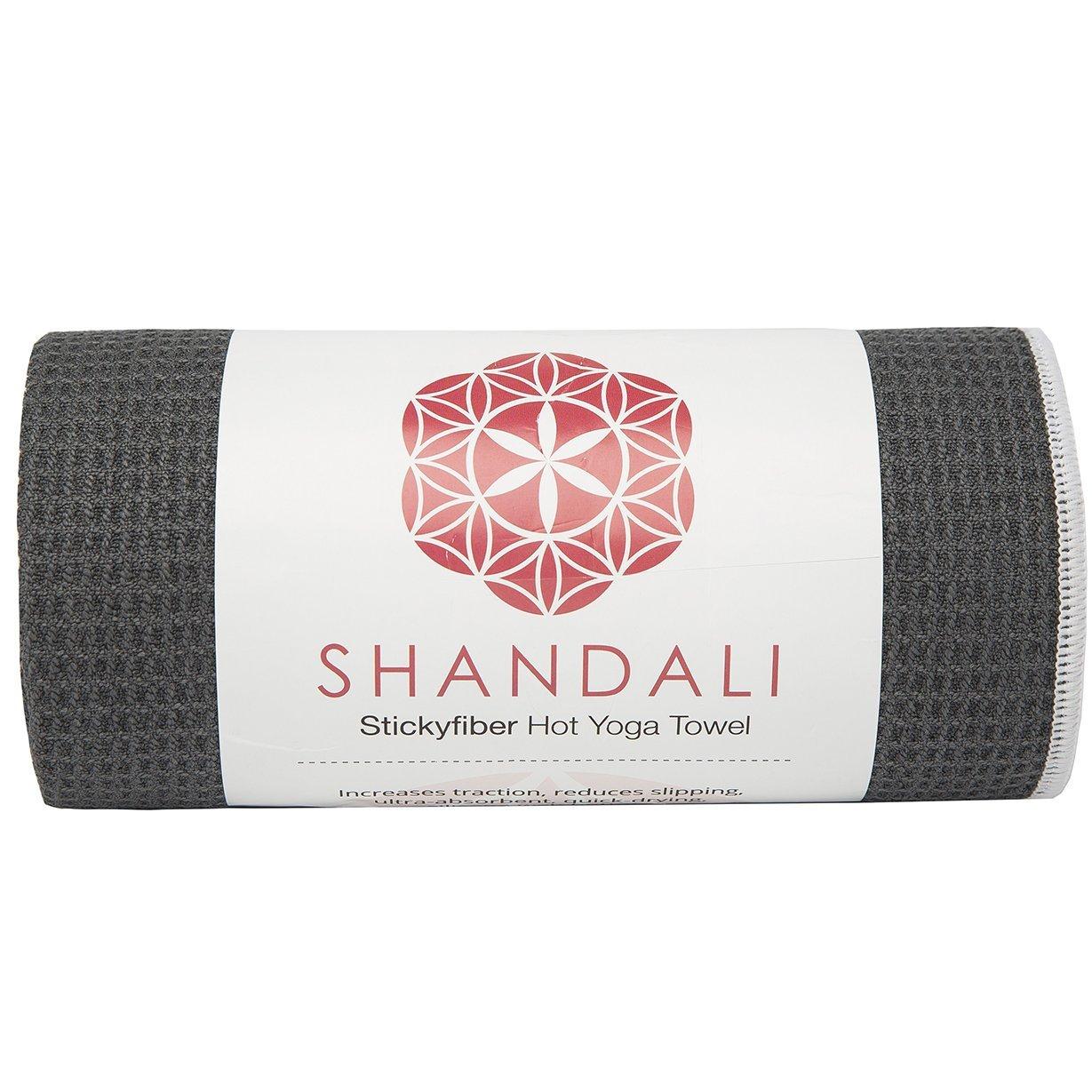 Shandali Stickyfiber Hot Yoga Towel Review
