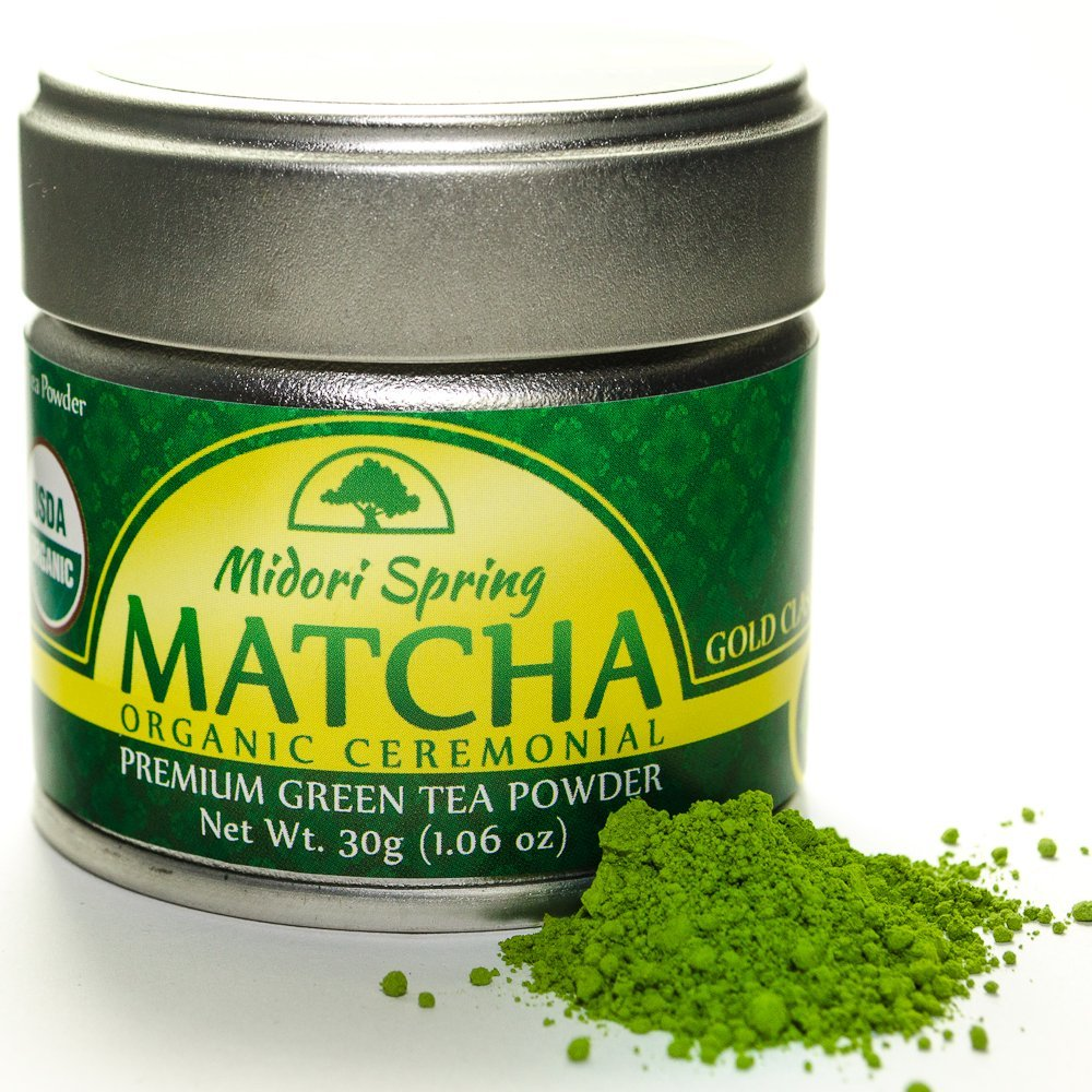 Midori Spring Ceremonial (GOLD) Matcha Green Tea Review