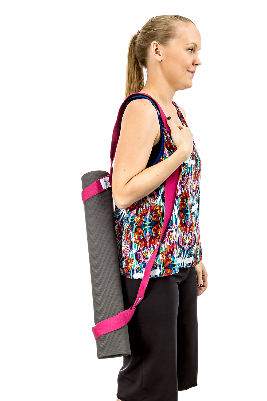 Yoga Mat Strap by #FiveFourTen