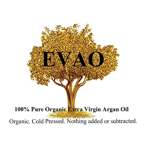 Organic Argan Oil 100% USDA EcoCert