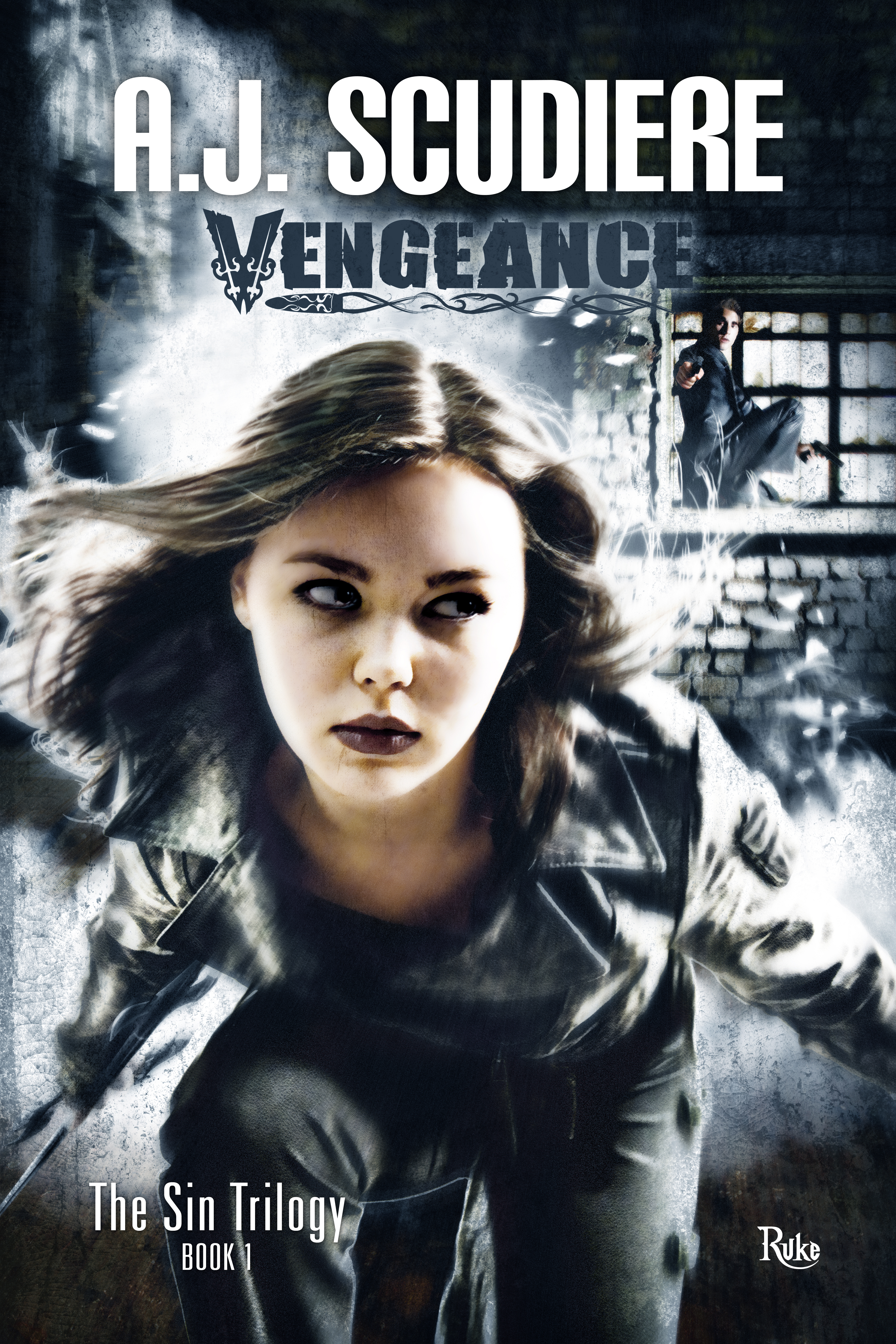 Vengeance by AJ Scudiere #TheSinTrilogy