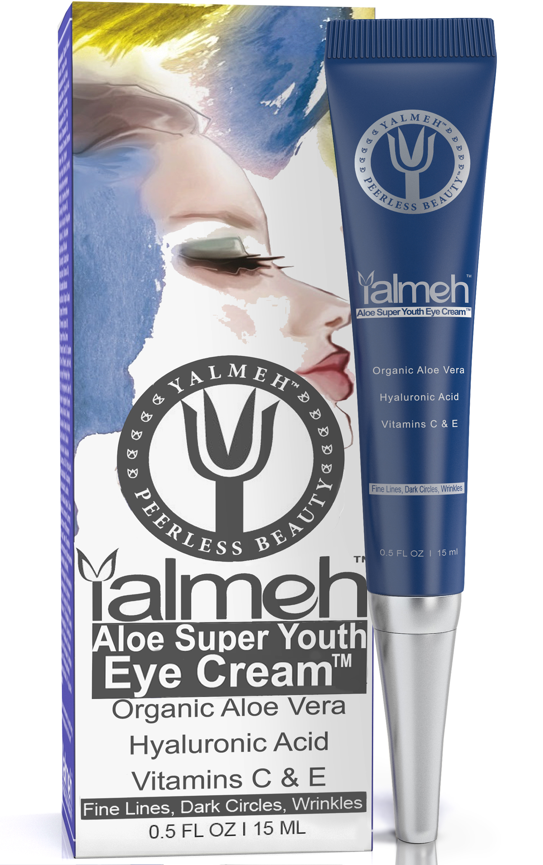 YALMEH Super Youth Eye Cream 15g