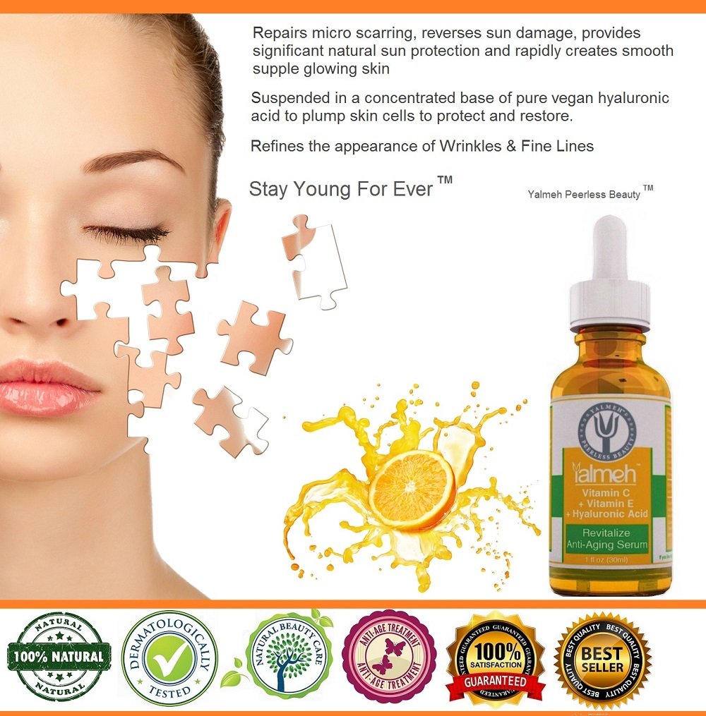 Yalmeh Vitamin C Serum 20%