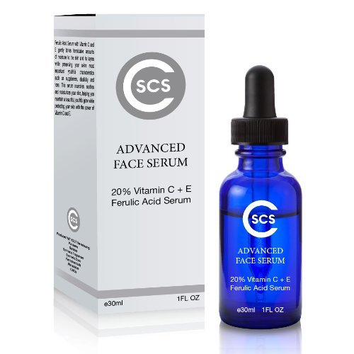 Advanced Face Serum by CSCS