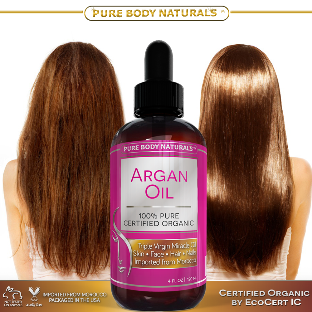 Is Argan Oil Of Morocco Good For Natural Hair