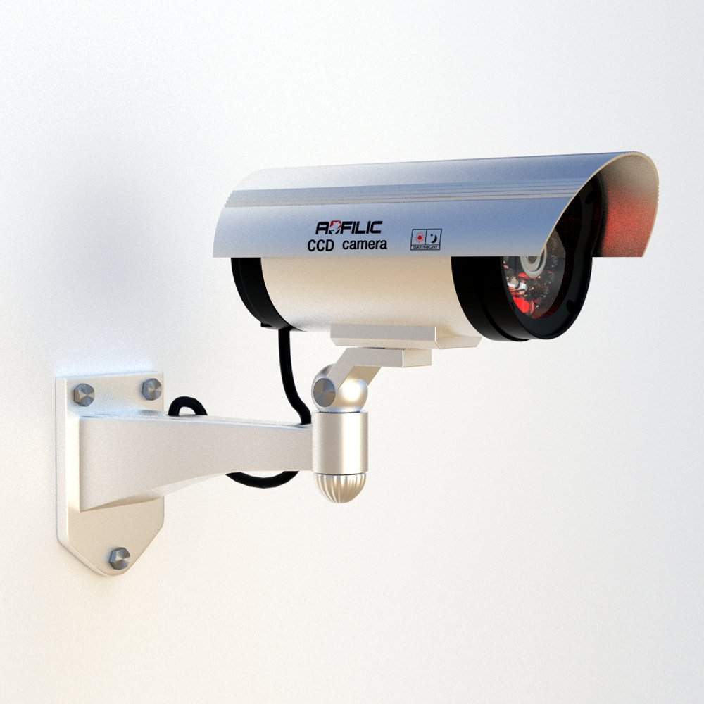 Adfilic dummy security camera  #dummycamera