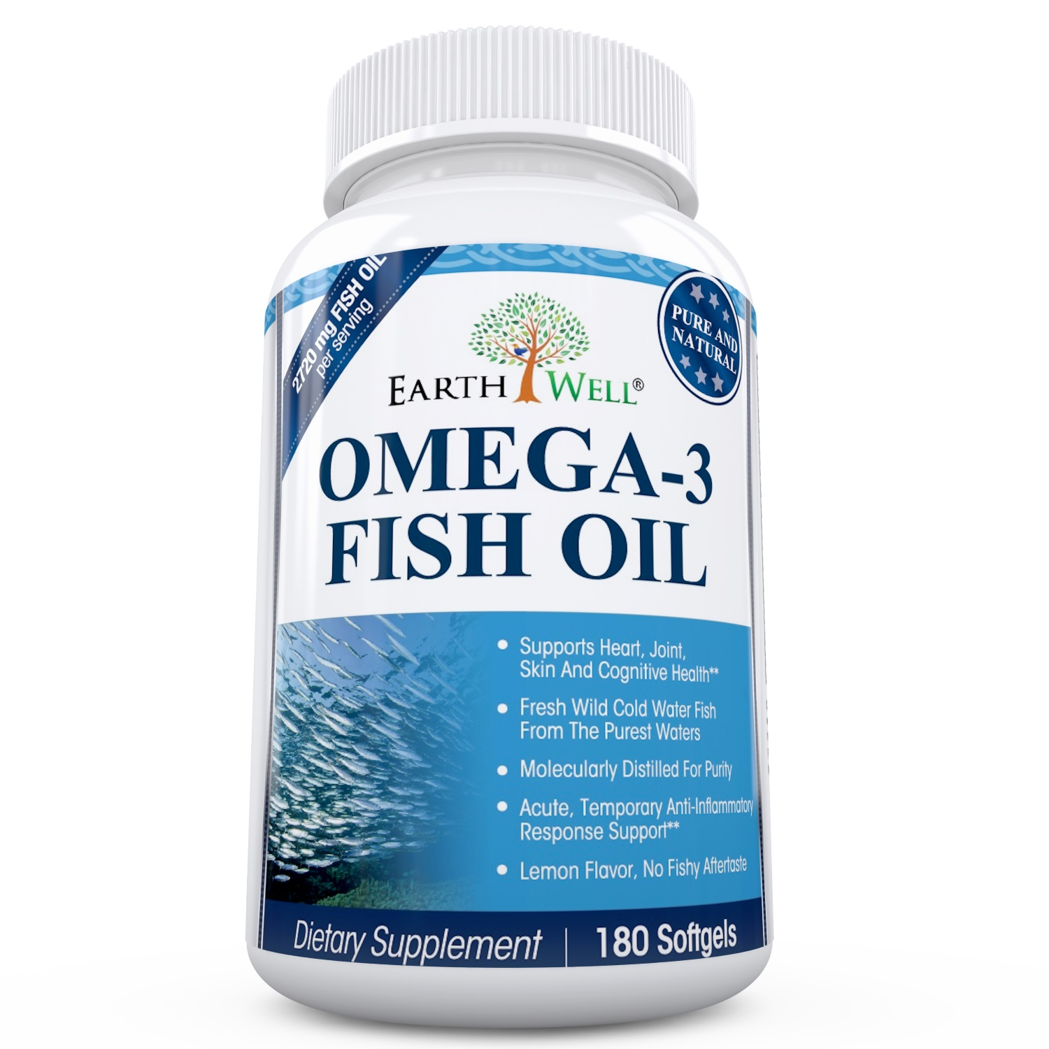Flora 39 s life facts about omega 3 fatty acids for Omega 3 fatty acid fish